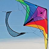 Stunt Kite Air Brake