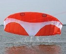 Hydra 3-Line Water Relaunchable Trainer Kite