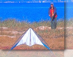 Low Wind Stunt Kites