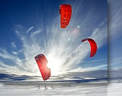Montana 9 De-Power Kite