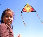 6ft Sunbeam Delta Kite
