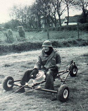 Early kite buggy