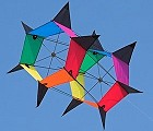 Small Roto Box Rotating Box Kite