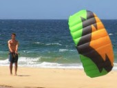 Rush Pro Traction Trainer Kite