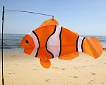 Clownfish Swimming Fish
