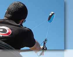 KiteBoarding Trainer Kite
